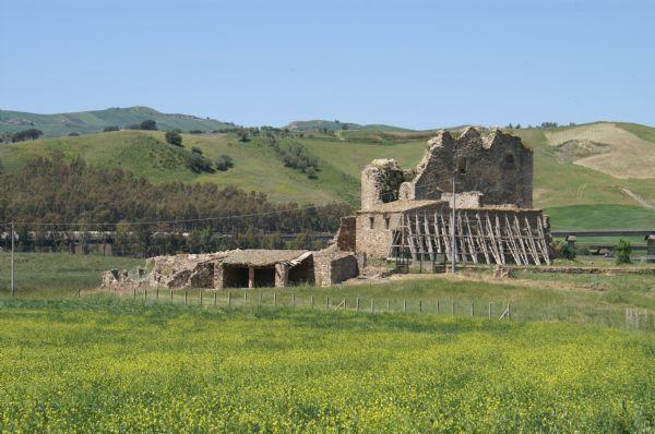 Visita al Castello di Resuttano