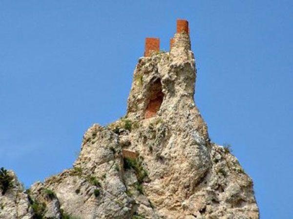 Castello in provincia di Caltanissetta
