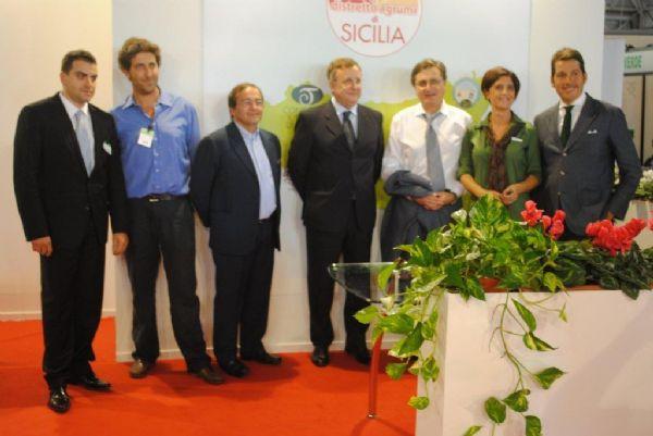 Il Consiglio di Amministrazione del Distretto Agrumi di Sicilia