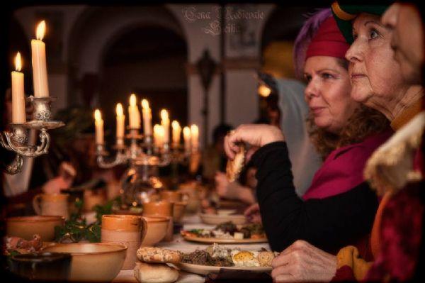 Commensali del Medioevo in Sicilia