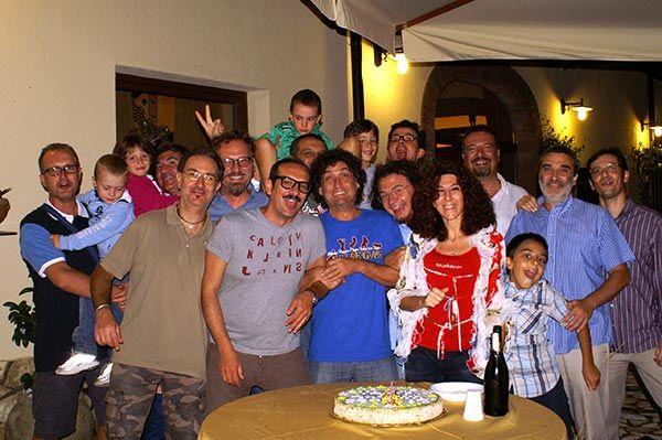 Festa di compleanno in campagna, al centro della Sicilia