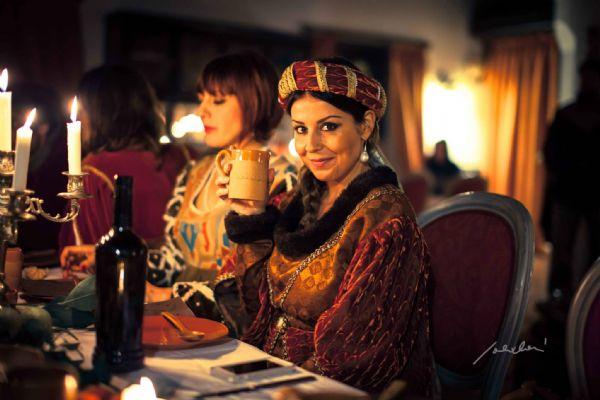 Ippocrasso, il vino speziato medievale