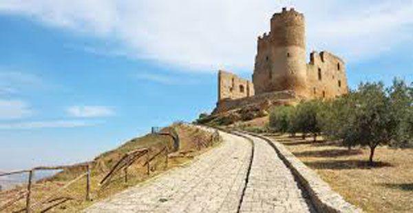 Castello a Mazzarino
