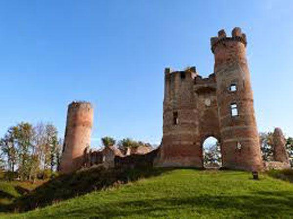 Ruderi del castello di Mazzarino