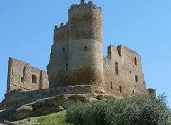 Castello a Mazzarino, U Cannuni.