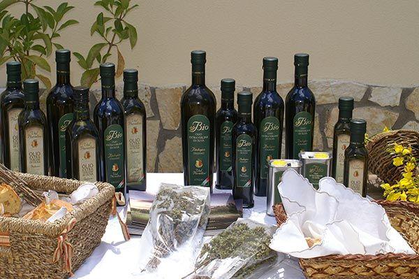 Olio extravergine di Sicilia