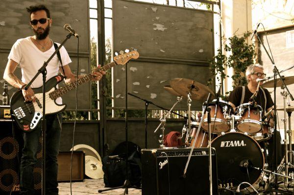Gli AlpafimA, tribute band dei Pink Floyd