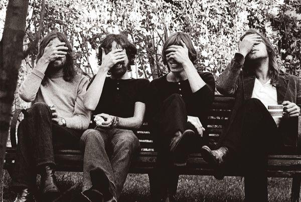 Primo raduno siciliano fan dei Pink Floyd