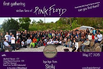 Raduno fan dei Pink Floyd