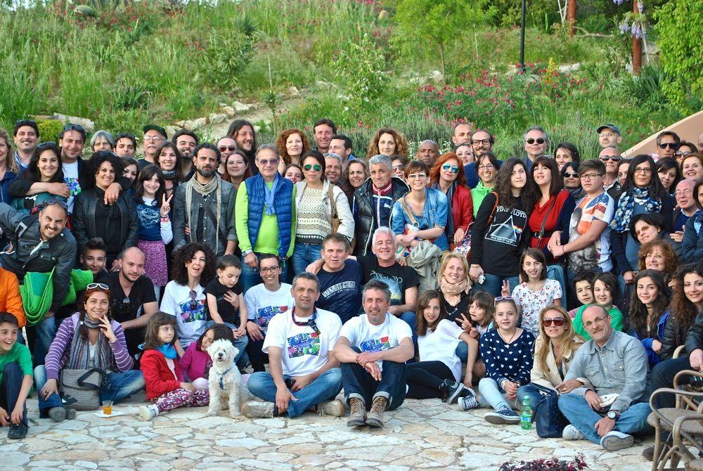 Raduno dei fan siciliani dei Pink Floyd. Ecco come è andata