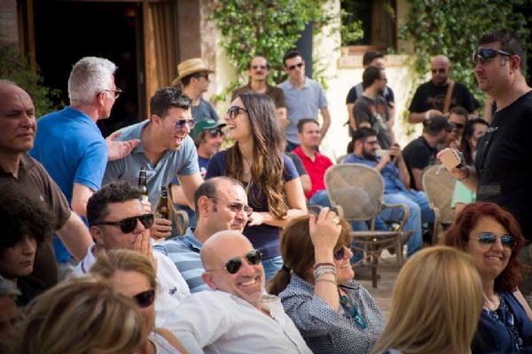 Terzo raduno fan siciliani dei Pink Floyd