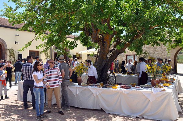 Ristorante in campagna per comunioni vicino Palermo