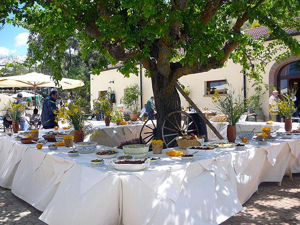 Sala degustazione prodotti tipici siciliani