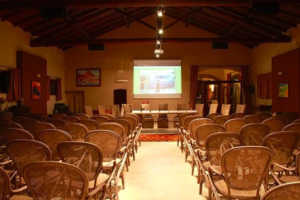 Sala congressi siciliana