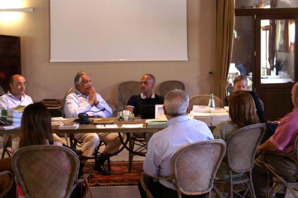 Il CORERAS incontra i GAL siciliani al Casale di Emma