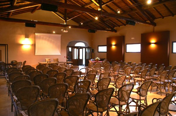Sala per seminari con 120 posti a sedere