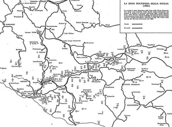 Cartina Ferroviaria Sicilia.Ferrovie E Lotte Municipalistiche Il Casale Di Emma